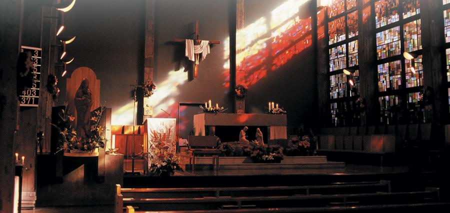 聖ドミニコカトリック渋谷教会 東京都渋谷区のカトリック教会